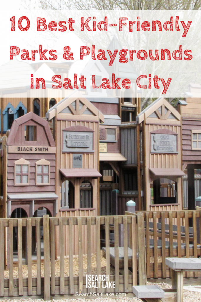 Best Parks & Playgrounds in Salt Lake